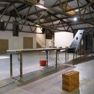 YNWA Installation, Static Gallery, 2006